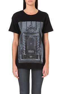 5CM I.T mausoleum-print cotton-jersey t-shirt