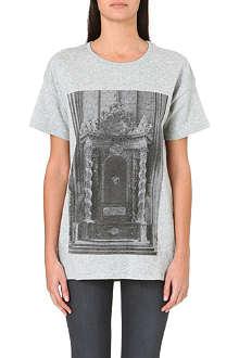5CM I.T mausoleum-print cotton-jersey t-shirt