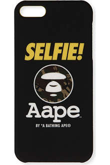 AAPE I.T iPhone case