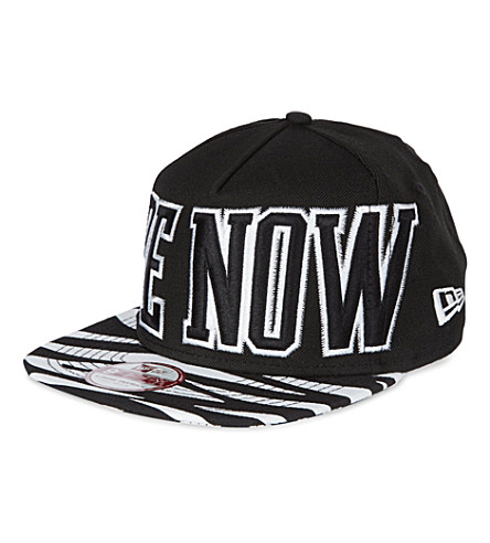 AAPE Now cap (Black