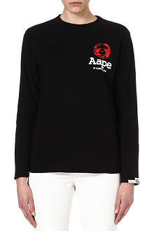 AAPE I.T cotton top
