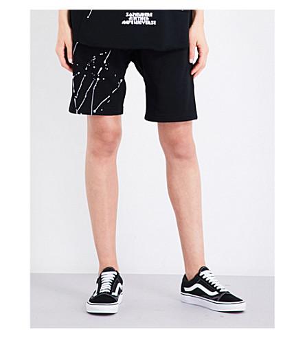AAPE Neo Rock jersey shorts (Bkx
