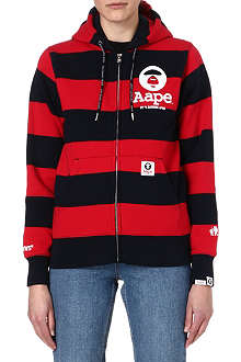 AAPE I.T cotton hoody