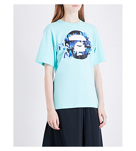 AAPE Weekend cotton T-shirt (Grl