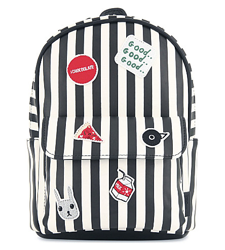 CHOCOOLATE Badge backpack (Bka
