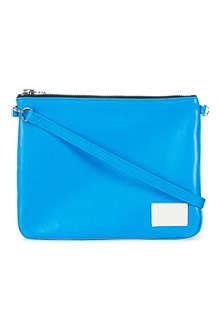 CHOCOOLATE I.T. zipped clutch bag