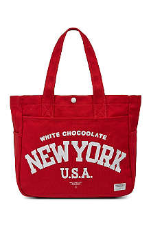 CHOCOOLATE I.T New York shopper bag