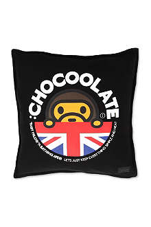 CHOCOOLATE I.T Milo cushion