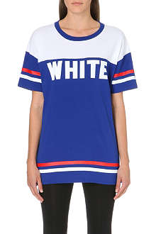CHOCOOLATE I.T Sports cotton top