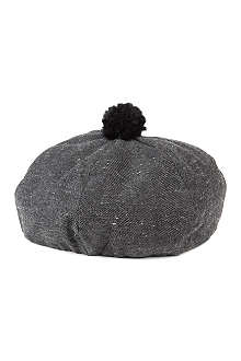 CHOCOOLATE I.T tweed beret
