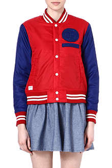 CHOCOOLATE I.T Paris baseball jacket