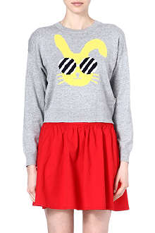 CHOCOOLATE I.T rabbit jumper