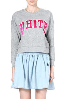 CHOCOOLATE I.T white sweatshirt