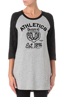 CHOCOOLATE I.T Athletics top