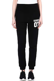 CHOCOOLATE I.T college jogging bottoms