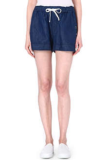 CHOCOOLATE I.T denim shorts