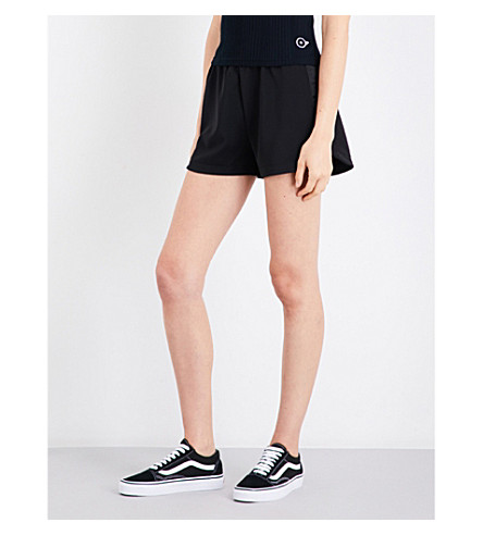 CHOCOOLATE Striped jersey shorts (Bkx