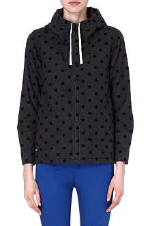 CHOCOOLATE I.T. Polka-dot hoody