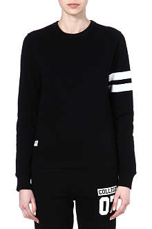 CHOCOOLATE I.T varsity sweatshirt