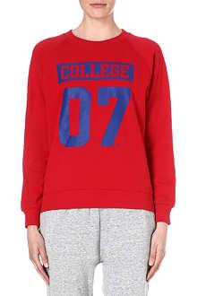 CHOCOOLATE I.T College 09 sweatshirt