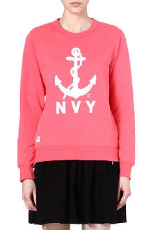 CHOCOOLATE I.T Anchor sweatshirt
