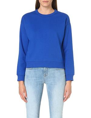 CHOCOOLATE Cotton-blend sweatshirt