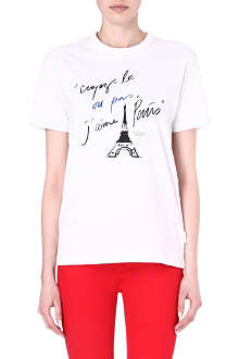 CHOCOOLATE Eiffel Tower tee