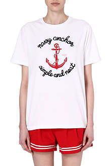 CHOCOOLATE I.T. Anchor t-shirt