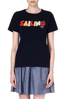 CHOCOOLATE I.T. Sailing t-shirt