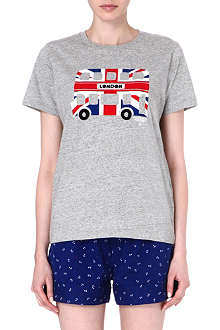 CHOCOOLATE I.T London bus t-shirt