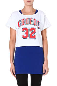 CHOCOOLATE I.T. 32 cotton t-shirt