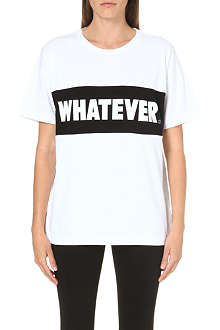 CHOCOOLATE I.T Whatever t-shirt