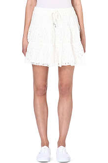 B+AB I.T floral lace skirt