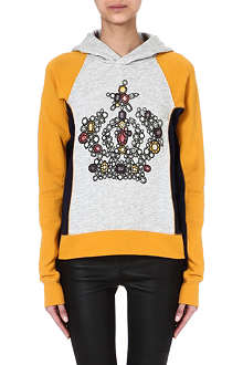 B+AB I.T Jewel Crown hoody