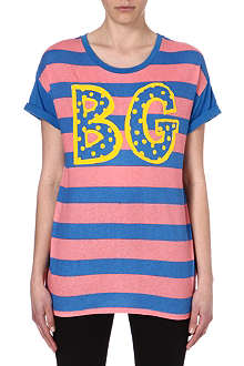 B+AB I.T striped cotton t-shirt