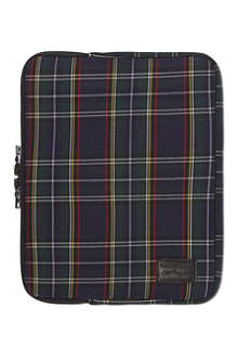 CHOCOOLATE I.T Tartan iPad case