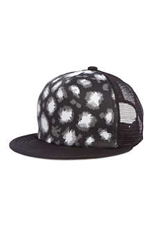 FINGERCROXX Animal-print cap