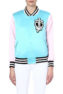 FINGERCROXX I.T baseball jacket