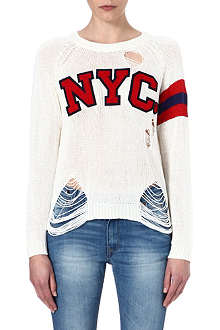 FINGERCROXX I.T NYC knitted jumper