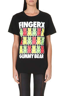 FINGERCROXX I.T graphic-print t-shirt