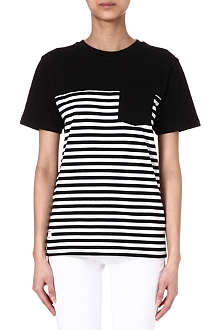 FINGERCROXX I.T Striped t-shirt