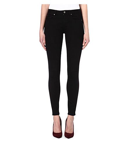 IZZUE I.T Stretch-twill trousers (Black