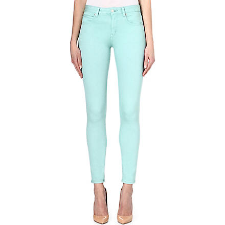 IZZUE I.T Stretch-twill trousers (Mint