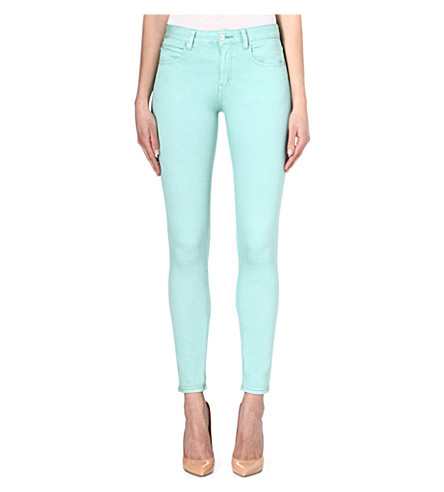 IZZUE I.T Stretch-twill trousers (Mint