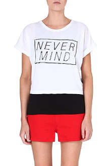 IZZUE I.T. Never Mind t-shirt