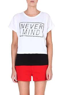 IZZUE I.T. Never Mind t-shirt