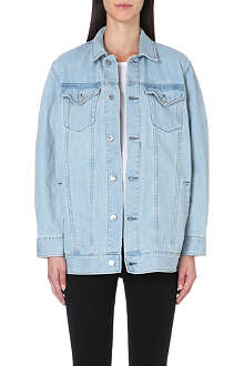 IZZUE Basic denim jacket
