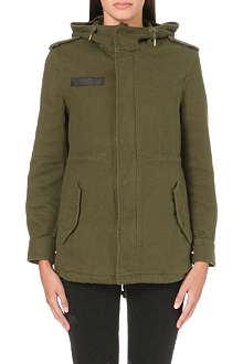 IZZUE I.T. Twill cotton jacket
