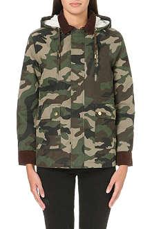 IZZUE I.T. Camo-print jacket