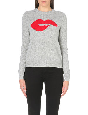 IZZUE I.T. lips jumper